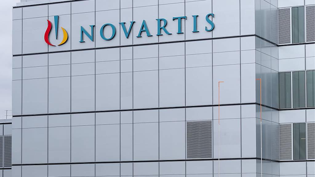 Der Pharmakonzern Novartis hat seine Ziele beim Test eines Medikaments gegen Corona nicht erreichen können. (Symbolbild)