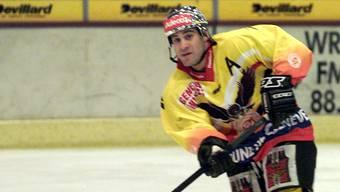 2001 spielte Scott Beattie  für den HC Geneve Servette.