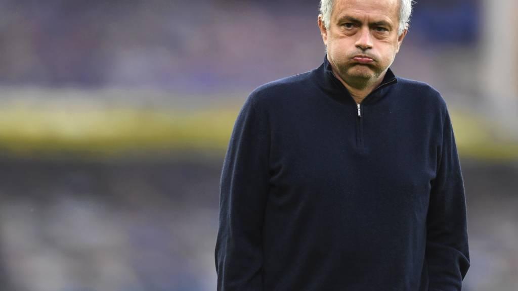 Tottenham trennt sich von Mourinho