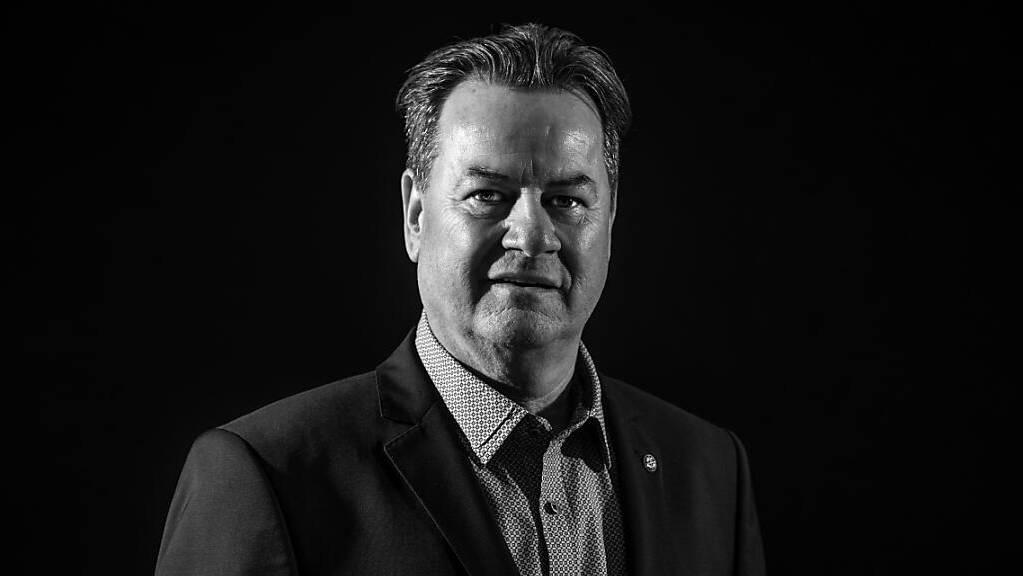 Leo Schumacher leistete mit seiner Trainertätigkeit in der Eishockey-Schweiz Pionierarbeit