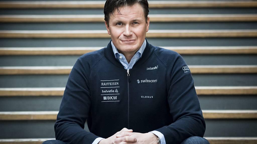Urs Lehmann will die FIS auf Vordermann bringen