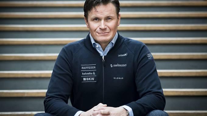 Der langjährige Swiss-Ski-Präsident Urs Lehmann hat klare Visionen für das Amt des FIS-Präsidenten