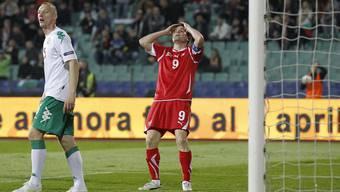 EM-Qualifikation: Bulgarien - Schweiz