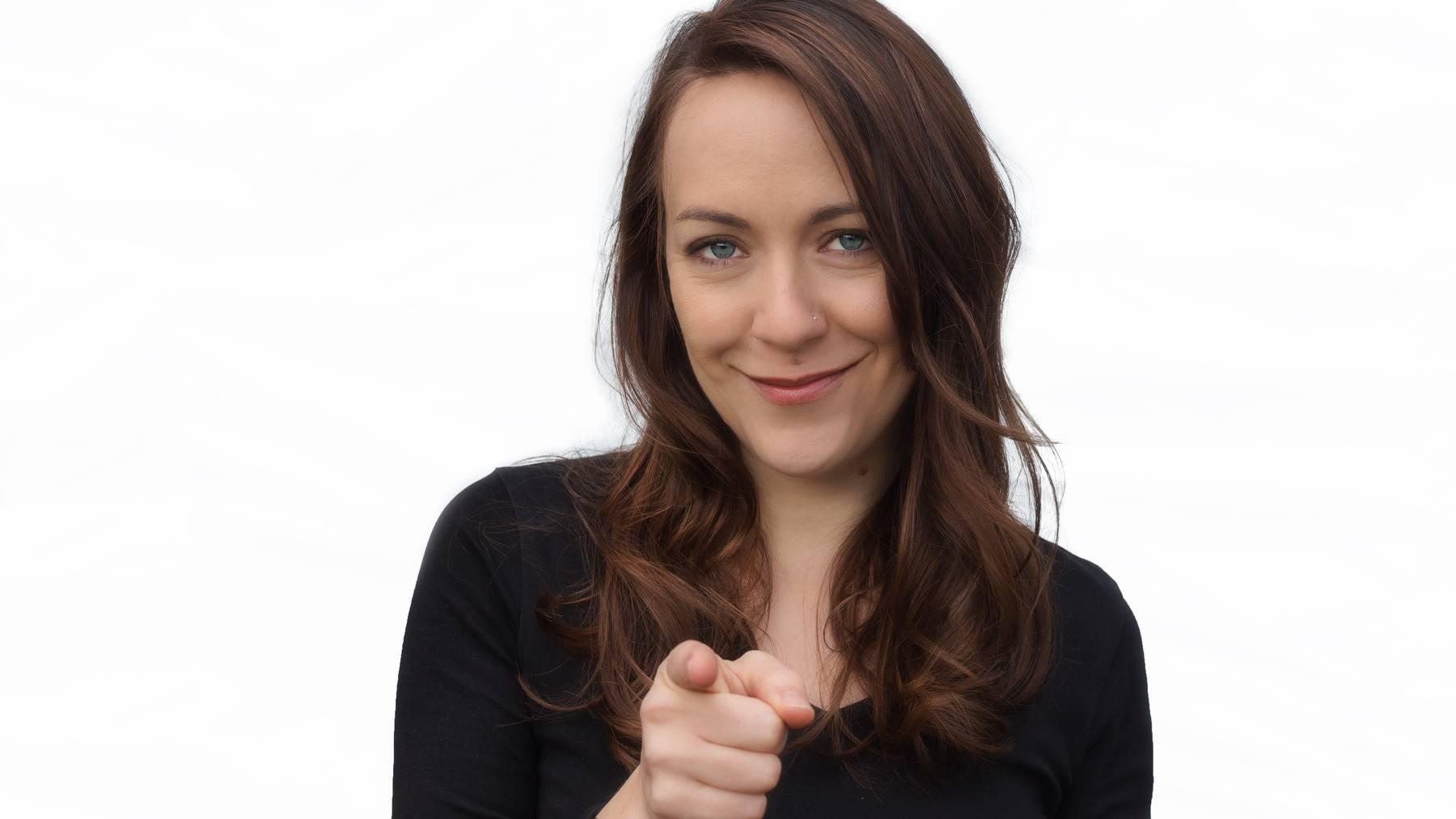 Comedy Night: Lisa Catena im Stadtkeller