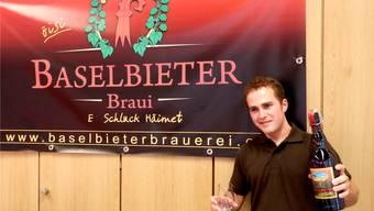 Initiant und Geschäftsführer Niklaus Niederhauser. Beat Eglin