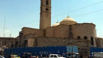 Die katholische Kirche in der irakischen Stadt Mossul (Archiv)