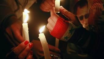 Die Aufrufe nach weniger Gewalt in Syrien verhallten bisher ungehört (Archiv)