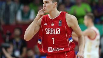 Bogdan Bogdanovic trug massgeblich zum Finaleinzug Serbiens bei