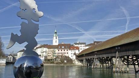 Die Kabarett-Tage gehören zu Olten wie die weit herum bekannte Holzbrücke.