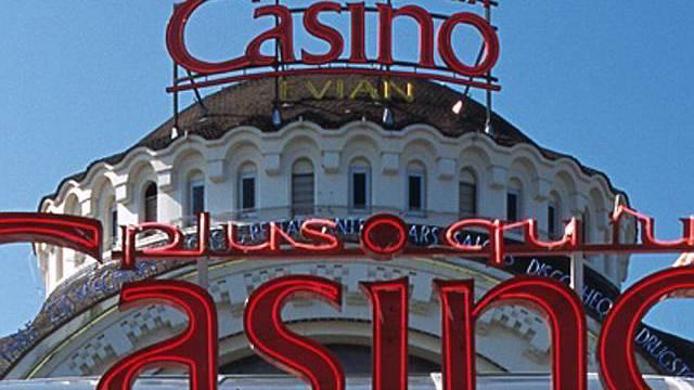 Das Casino von Evian (Symbolbild)