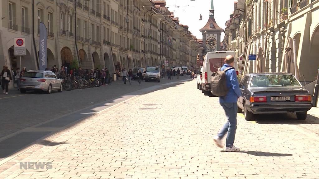 Erster Grossverteiler in Berner Altstadt