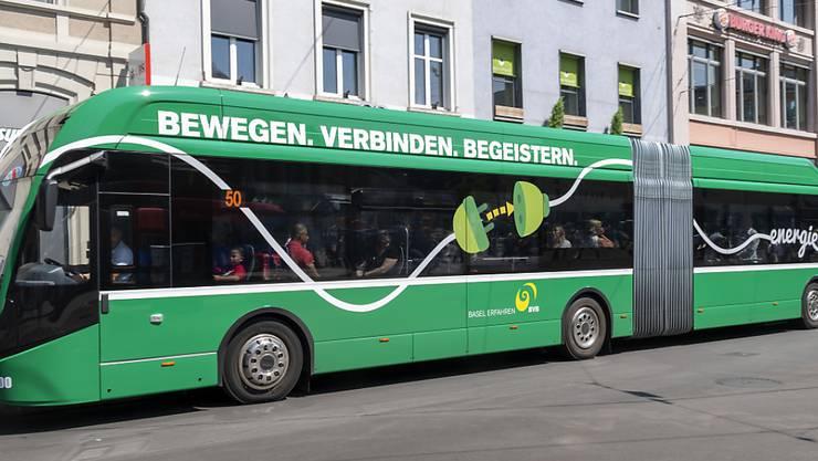 Es sollen mit zusätzlichen Bus-Verbindungen Entwicklungsareale besser erschlossen werden. (Archivbild)