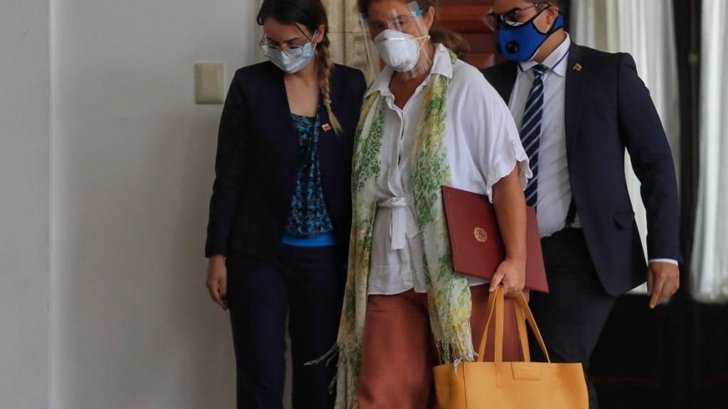 Frist von 72 Stunden: Venezuela weist EU-Botschafterin aus