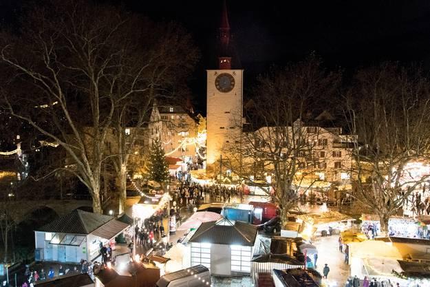 Weihnachtsmarkt, Christchindlimärt, Fotos vomFreitag