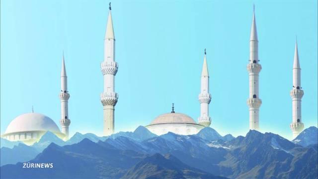 Mit Minaretten für die Selbstbestimmungsinitiative?