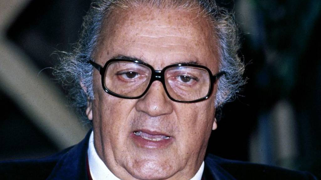 Visionärer Regisseur: Italien feiert Fellini-Jubiläum