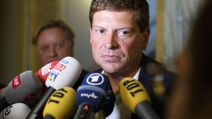 Jan Ullrich hat öffentlich eingeräumt, dass er krank ist. (Archiv)