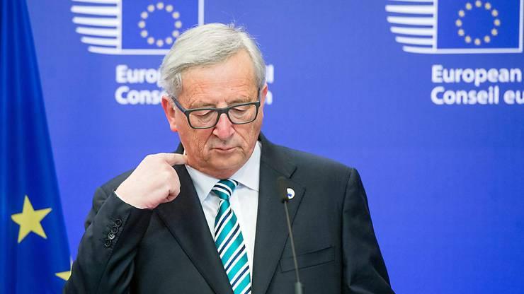 EU-Kommissionspräsident Jean-Claude Juncker fürchtet weitere Anti-Europa-Referenden.