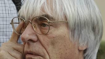 Steht unter Verdacht: Formel-1-Chef Bernie Ecclestone