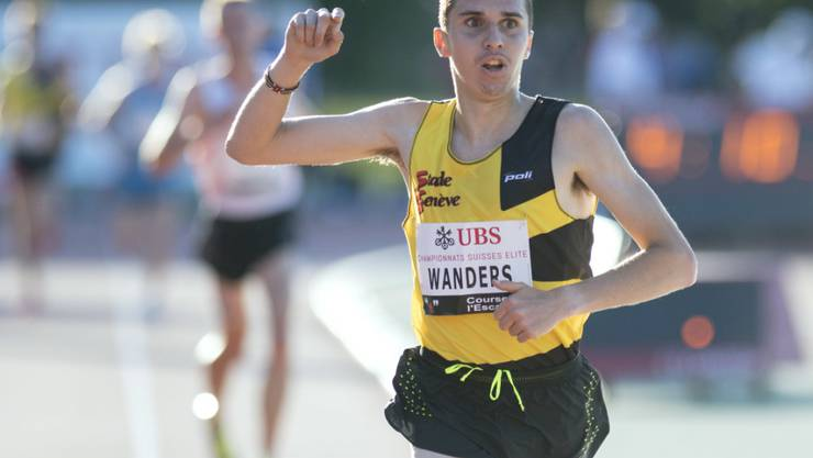 Julien Wanders lief in Durban Schweizer Rekord im 10-km-Strassenlauf