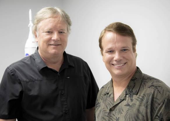 Rick und  Mark Armstrong.