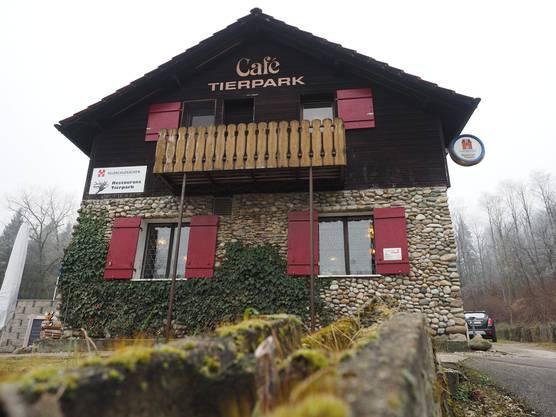 Bad Zurzach, 2. Januar: Das Tierpark-Café hat ein neues Pächterpaar. (...)