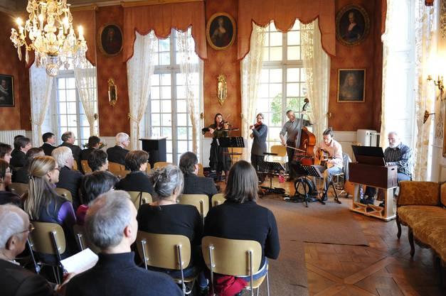 Auch beliebt Musik im Blumenstein