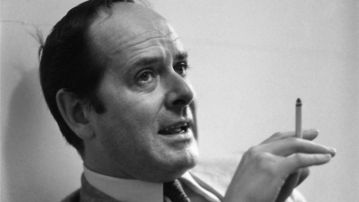 Peter Löffler 1969.Key