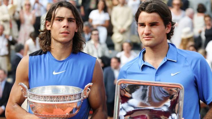 Im Jahr zuvor hatte Nadal Federer auf dem Weg zu seinem ersten Paris-Sieg im Halbfinal bezwungen. Diesmal duellieren sich die beiden erstmals im Final eines Grand-Slam-Turniers. Nadal setzt sich mit 1:6, 6:1, 6:4, 7:6 (7:4) durch. «Auf Sand ist er unglaublich schwer zu besiegen. Er verdient diesen Sieg», sagt Federer nach Nadals 60. Sieg auf Sand in Folge.