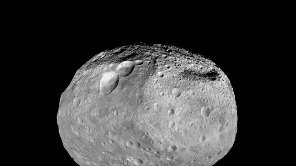 Der Asteroid «2000 QW7» fliegt in der Nacht auf Sonntag an der Erde vorbei. Mit 370 Metern Durchmesser ist er aber ein Leichtgewicht. Vesta (Bild) als zweitgrösster Asteroid im Asteroidengürtel misst 516 km im Durchmesser (Symbolbild)