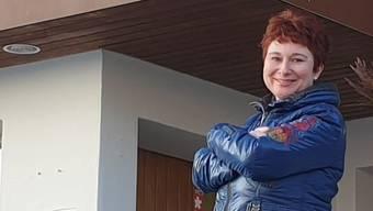 Akt der Verzweiflung: Daniela Liebi vom Landgasthof Rothorn in Schwanden BE.