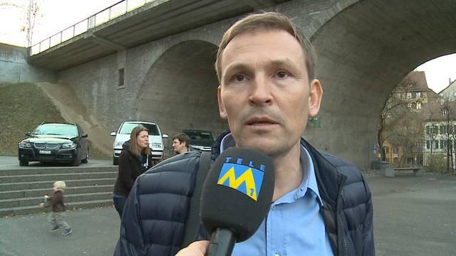Darum will CVP-Fraktionspräsident Reto Huber einen Gesamt-Rücktritt des Stadtrates.