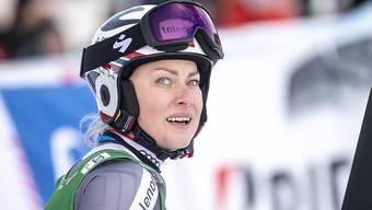 Die Norwegerin Ragnhild Mowinckel führt nach dem ersten Training in Cortina d'Ampezzo das Klassement an