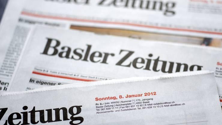 Die Basler Zeitung verkleinert ihre Präsenz in Basel.