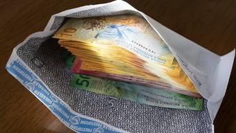 Das Geld hätte eigentlich an die Vereinsmitglieder versendet werden sollen. (Symbolbild)