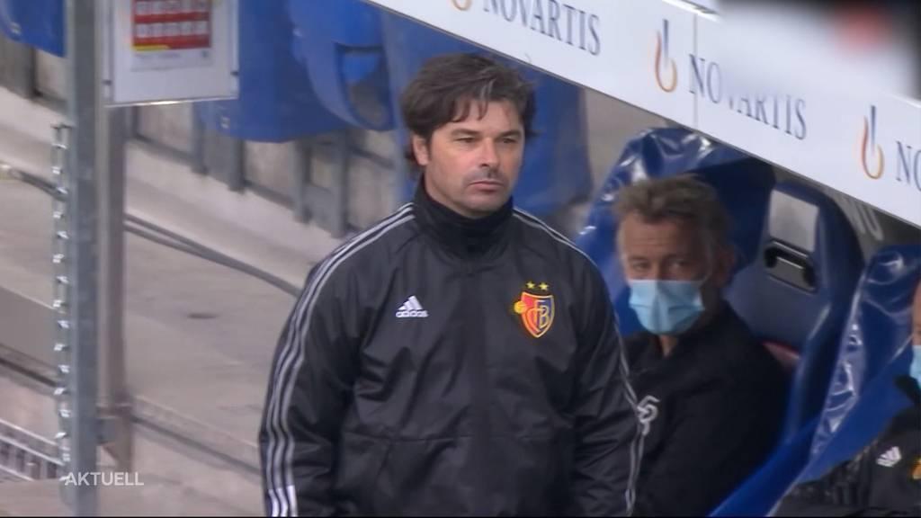 Nach Heimpleite: Trainer Ciriaco Sforza wird vom FC Basel entlassen