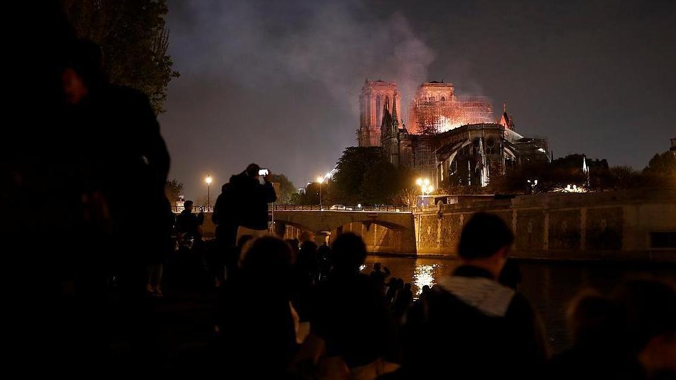 Notre-Dame soll in fünf Jahren wieder stehen