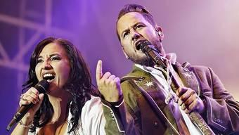 Monika Schär ist Sängerin von Trauffer
