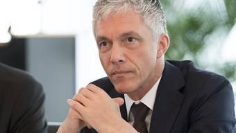 Bundesanwalt Michael Lauber will mit der dynamischen Rechtshilfe die internationale Zusammenarbeit wirksamer machen.