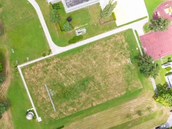 Das ist die Uitiker Sternwarte mit den angrenzenden Sportanlagen.