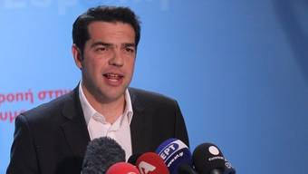 Nun muss Alexis Tsipras den Versuch der Regierungsbildung unternehmen