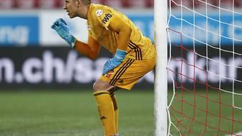 Djordje Nikolic weiss, wie man in der Europa League ohne Gegentreffer bleibt