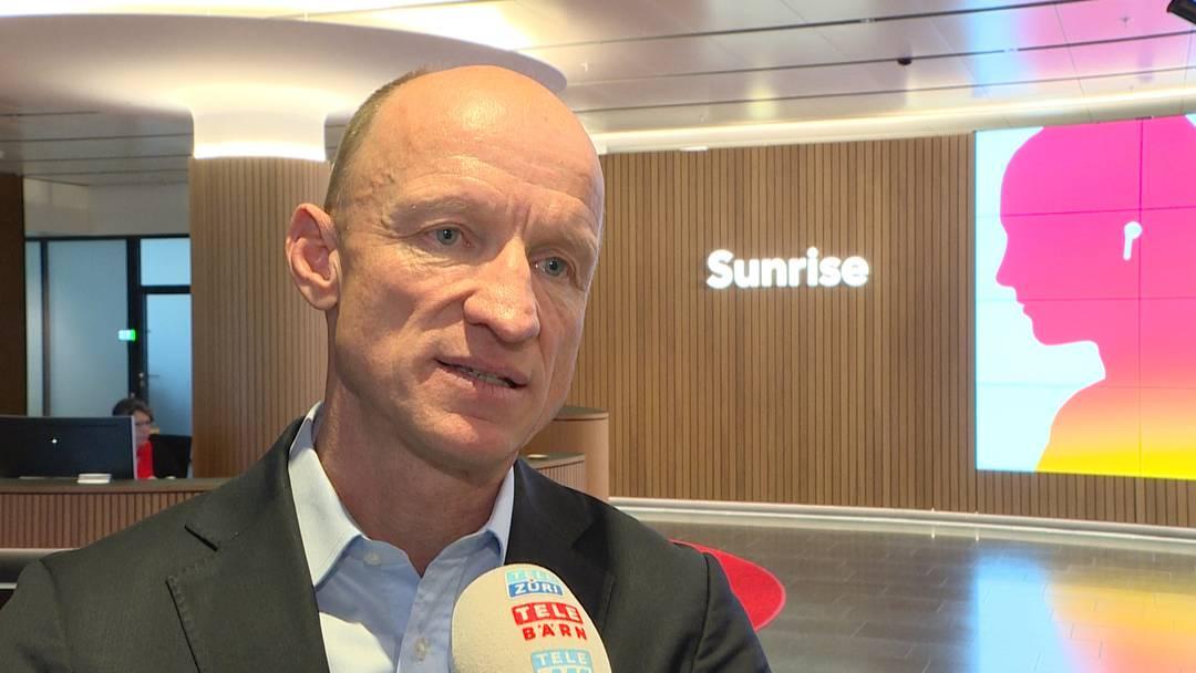 Sunrise-CEO: «Die Kapitalerhöhung wurde von den Aktionären nicht akzeptiert»