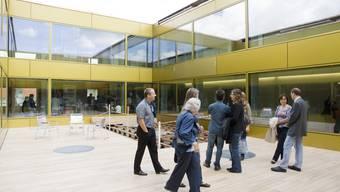 Tag der offenen Tür und Eröffnung des Alterszentrums am Bach in Birmensdorf