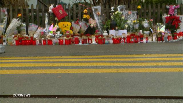 Trauer um verstorbenen Jungen in Effretikon