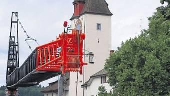Brückensanierung Bremgarten