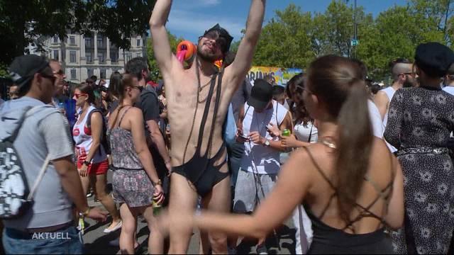 Sexy Street Parade