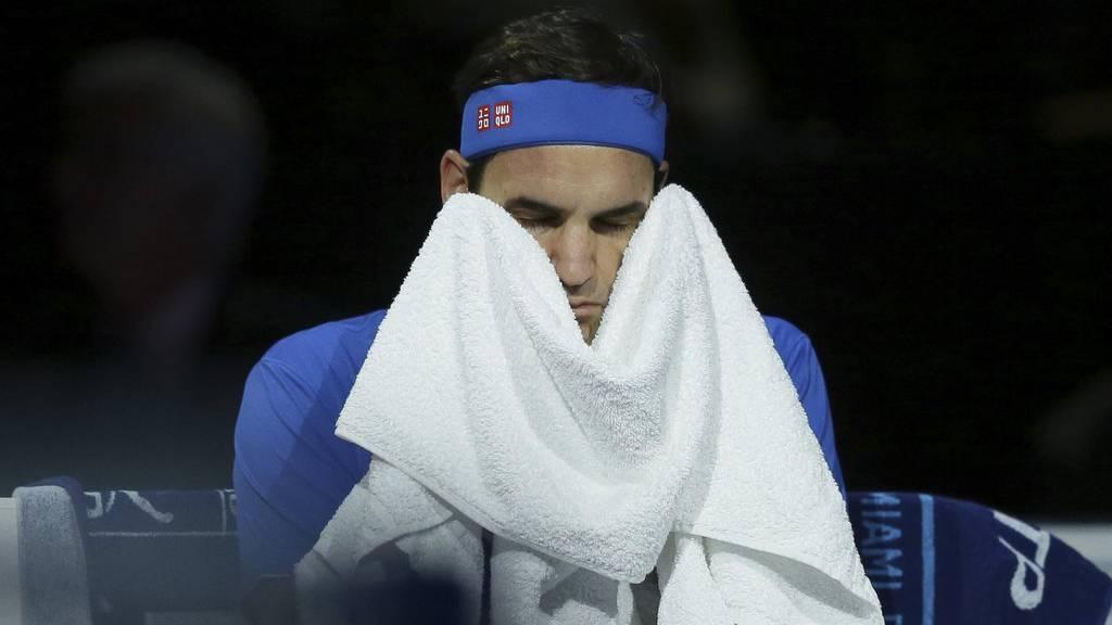 Roger Federer ist gegen Alexander Zverev ausgeschieden.