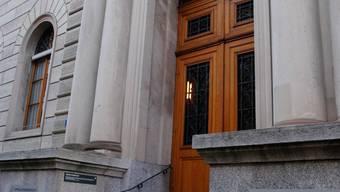 Sitz des Betreibungsamtes: das Zivilgericht an der Bäumleingasse