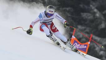 Am Sonntag in der Favoritenrolle: Corinne Suter überzeugte in den Trainings zur Abfahrt in Garmisch-Partenkirchen.